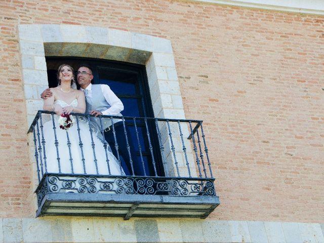 La boda de Alberto y Laura en Fuentesauco, Zamora 2