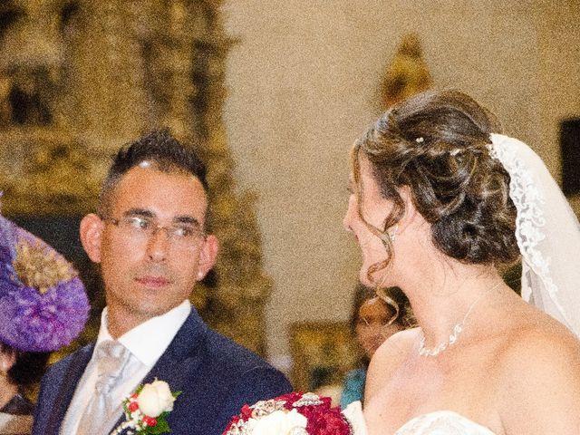 La boda de Alberto y Laura en Fuentesauco, Zamora 5