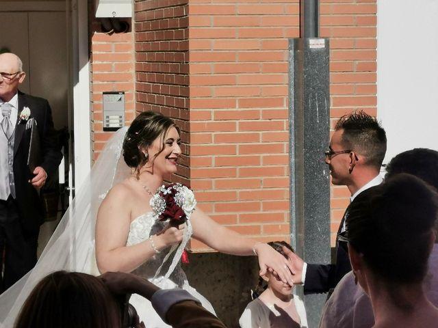 La boda de Alberto y Laura en Fuentesauco, Zamora 6