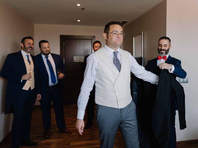 La boda de Javier y Sofía en Murcia, Murcia 5