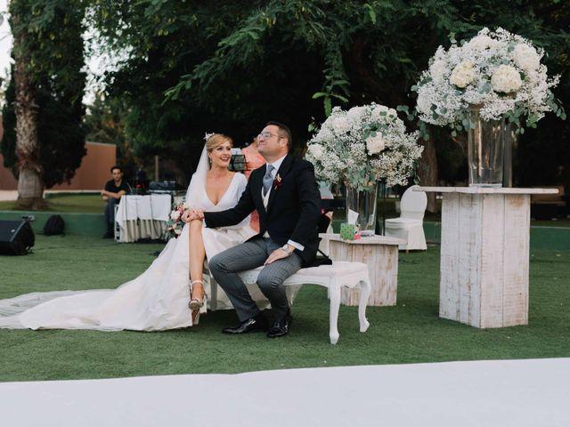 La boda de Javier y Sofía en Murcia, Murcia 23
