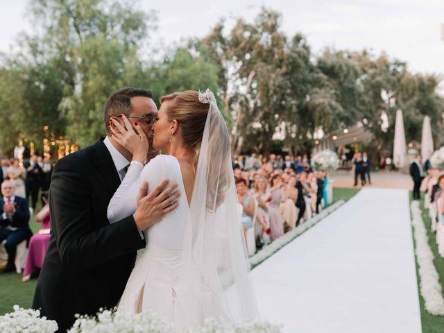 La boda de Javier y Sofía en Murcia, Murcia 25