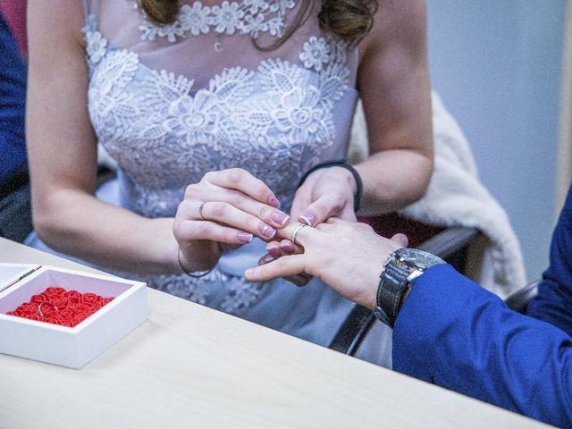 La boda de Jaime  y Cristina  en Castelló/castellón De La Plana, Castellón 2