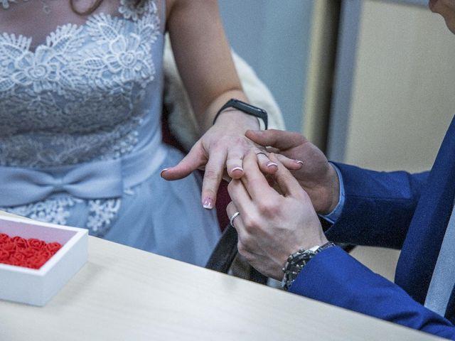 La boda de Jaime  y Cristina  en Castelló/castellón De La Plana, Castellón 10