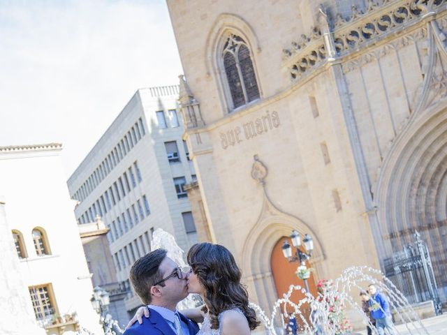 La boda de Jaime  y Cristina  en Castelló/castellón De La Plana, Castellón 12