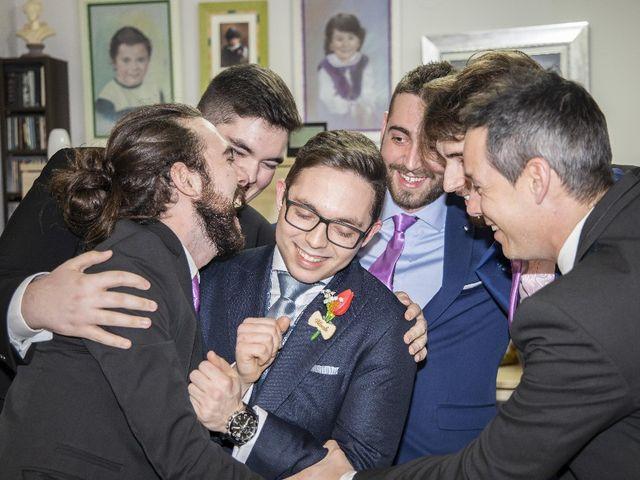 La boda de Jaime  y Cristina  en Castelló/castellón De La Plana, Castellón 20