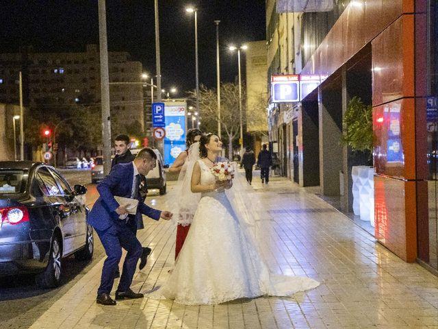La boda de Jaime  y Cristina  en Castelló/castellón De La Plana, Castellón 29