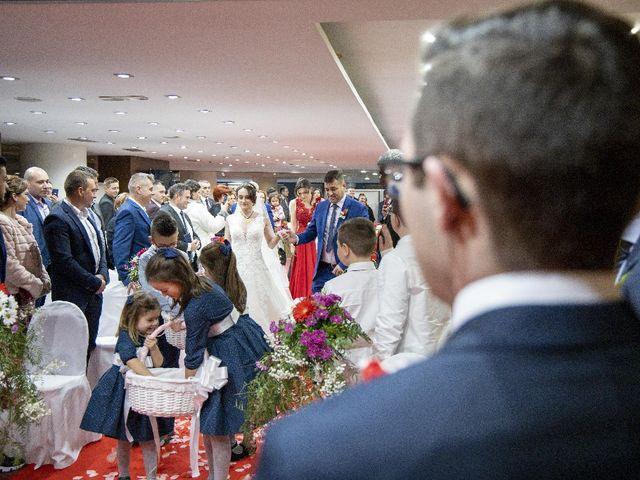 La boda de Jaime  y Cristina  en Castelló/castellón De La Plana, Castellón 31