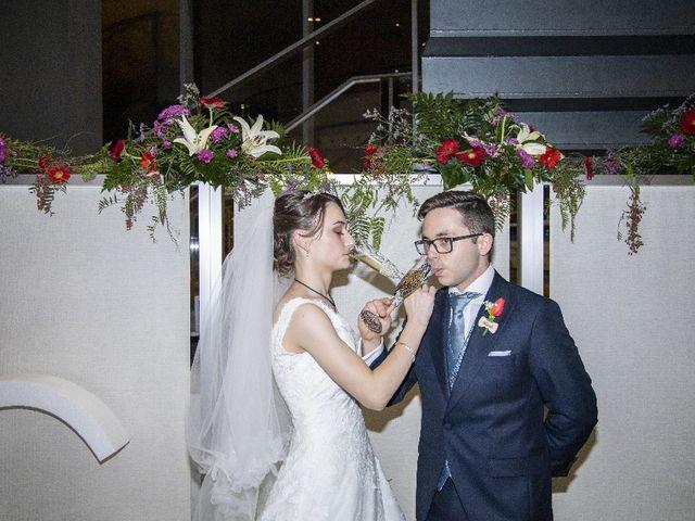 La boda de Jaime  y Cristina  en Castelló/castellón De La Plana, Castellón 33
