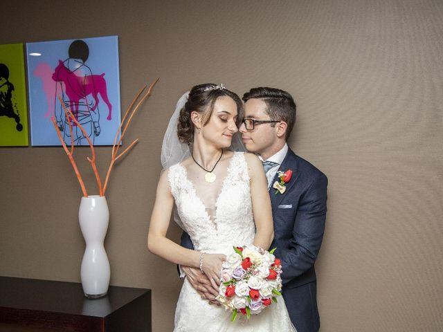 La boda de Jaime  y Cristina  en Castelló/castellón De La Plana, Castellón 36