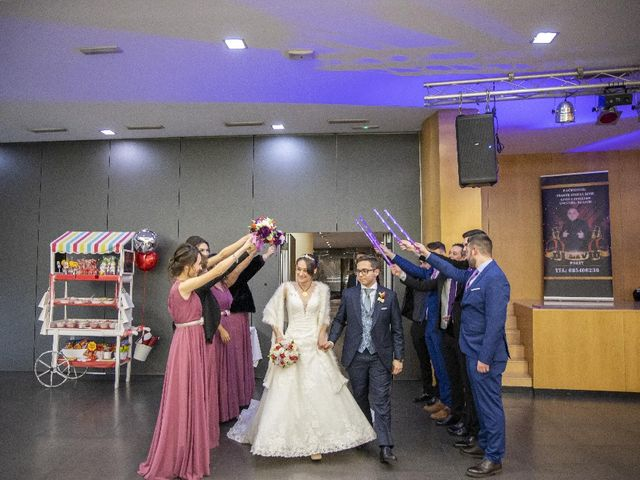 La boda de Jaime  y Cristina  en Castelló/castellón De La Plana, Castellón 39