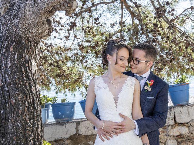 La boda de Jaime  y Cristina  en Castelló/castellón De La Plana, Castellón 42