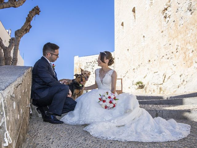 La boda de Jaime  y Cristina  en Castelló/castellón De La Plana, Castellón 44
