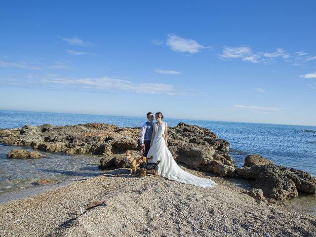 La boda de Jaime  y Cristina  en Castelló/castellón De La Plana, Castellón 46