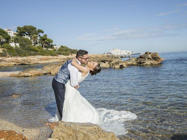 La boda de Jaime  y Cristina  en Castelló/castellón De La Plana, Castellón 48