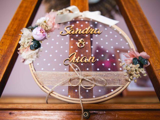 La boda de Sandra y Juan en Navas De Oro, Segovia 1