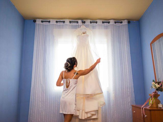 La boda de Sandra y Juan en Navas De Oro, Segovia 7