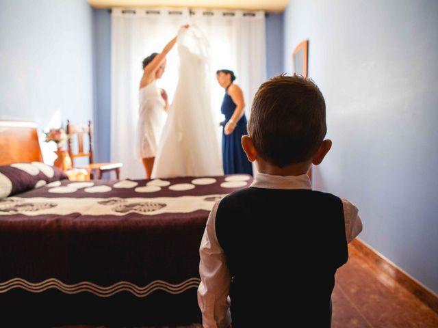 La boda de Sandra y Juan en Navas De Oro, Segovia 11