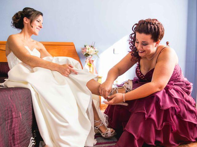 La boda de Sandra y Juan en Navas De Oro, Segovia 15