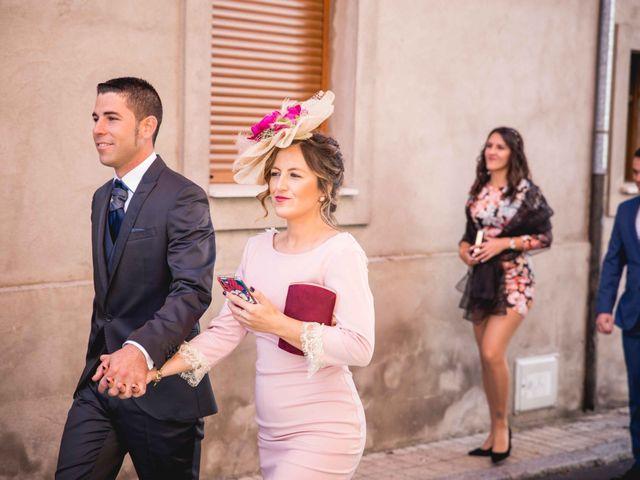 La boda de Sandra y Juan en Navas De Oro, Segovia 19