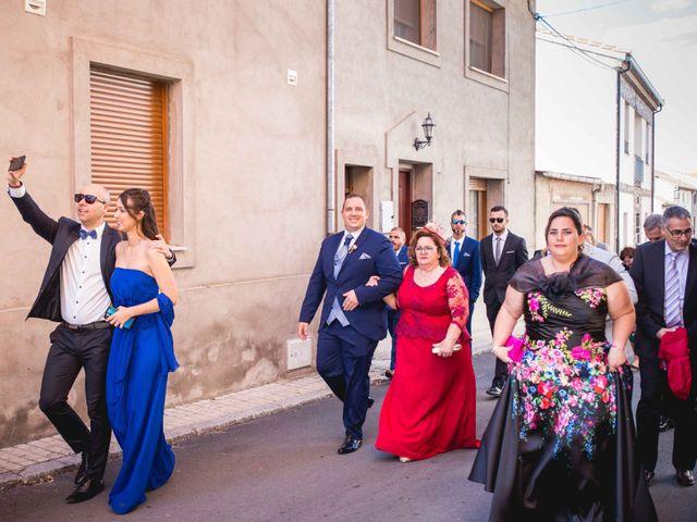La boda de Sandra y Juan en Navas De Oro, Segovia 20