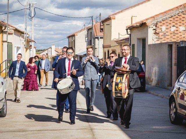 La boda de Sandra y Juan en Navas De Oro, Segovia 22