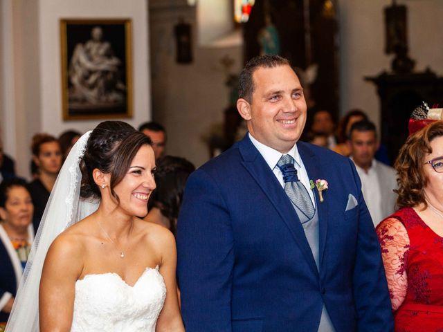 La boda de Sandra y Juan en Navas De Oro, Segovia 28