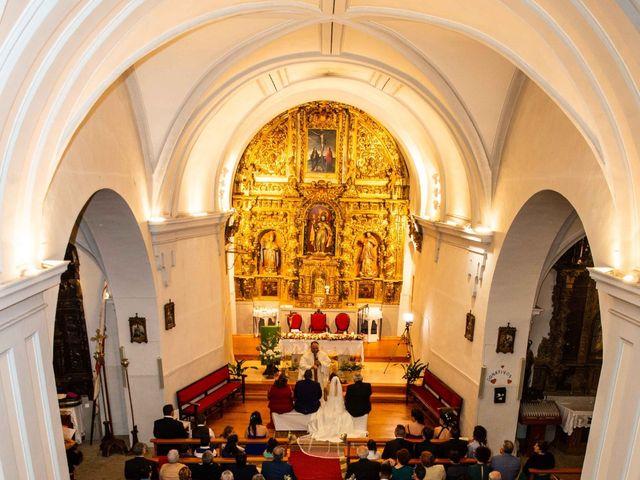 La boda de Sandra y Juan en Navas De Oro, Segovia 29