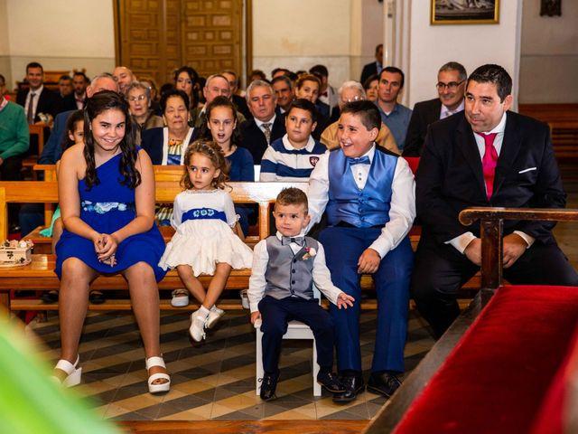 La boda de Sandra y Juan en Navas De Oro, Segovia 31