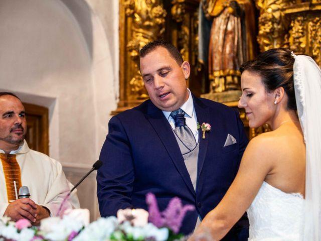 La boda de Sandra y Juan en Navas De Oro, Segovia 32