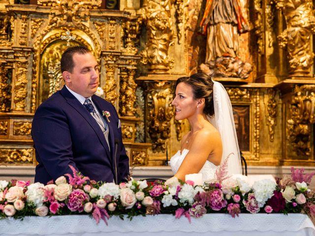 La boda de Sandra y Juan en Navas De Oro, Segovia 33