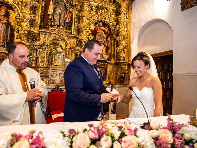 La boda de Sandra y Juan en Navas De Oro, Segovia 35