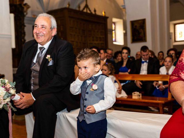 La boda de Sandra y Juan en Navas De Oro, Segovia 36
