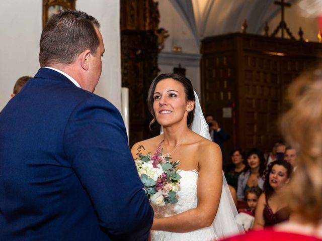 La boda de Sandra y Juan en Navas De Oro, Segovia 39