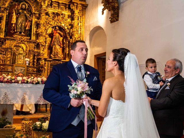 La boda de Sandra y Juan en Navas De Oro, Segovia 40