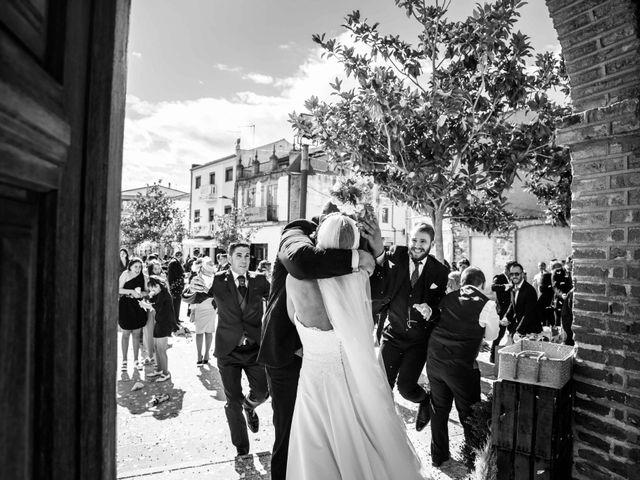 La boda de Sandra y Juan en Navas De Oro, Segovia 46