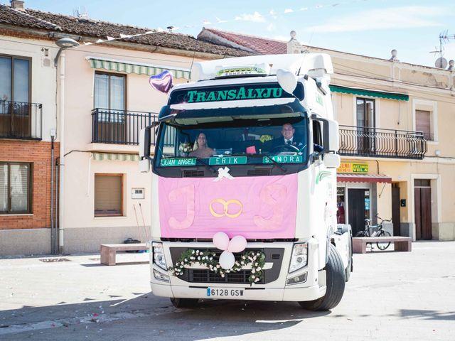 La boda de Sandra y Juan en Navas De Oro, Segovia 47