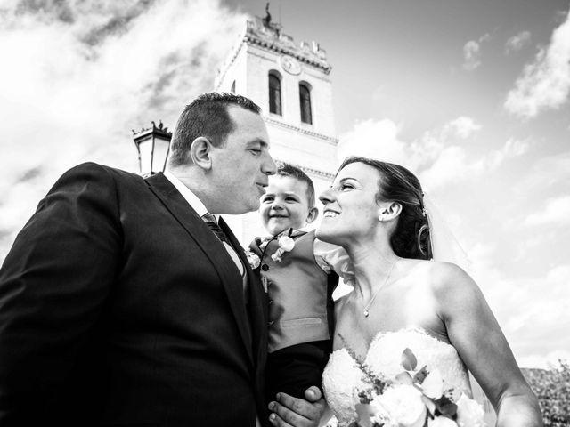 La boda de Sandra y Juan en Navas De Oro, Segovia 48