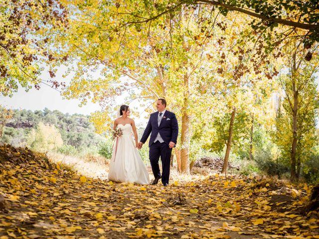La boda de Sandra y Juan en Navas De Oro, Segovia 49