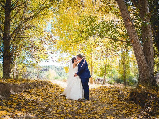 La boda de Sandra y Juan en Navas De Oro, Segovia 50