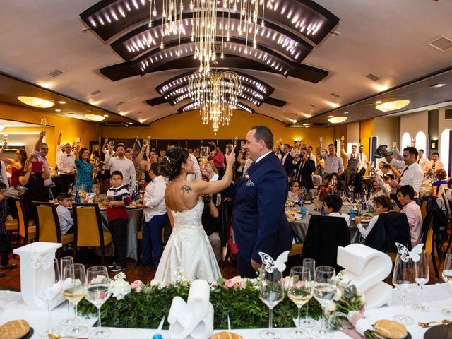 La boda de Sandra y Juan en Navas De Oro, Segovia 54