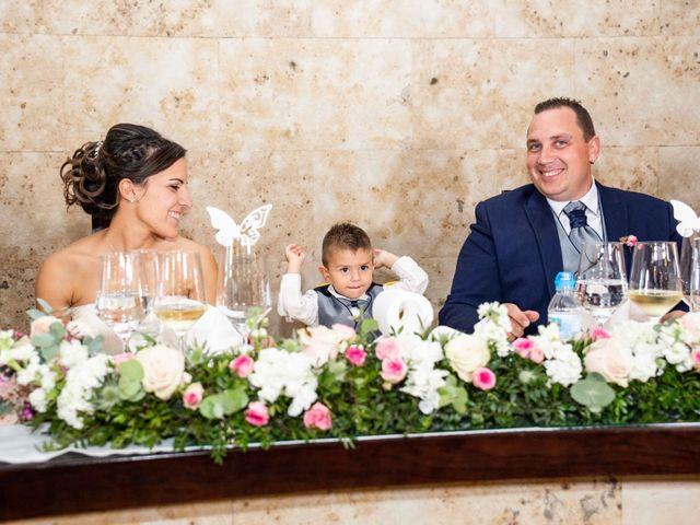 La boda de Sandra y Juan en Navas De Oro, Segovia 55