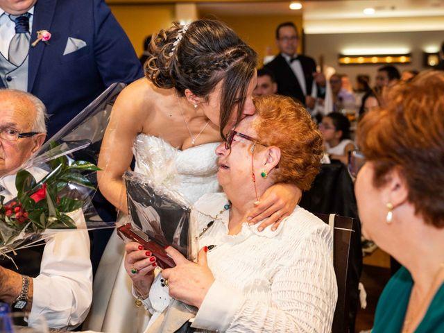La boda de Sandra y Juan en Navas De Oro, Segovia 56