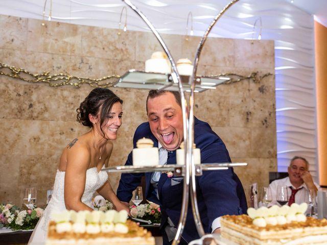 La boda de Sandra y Juan en Navas De Oro, Segovia 58