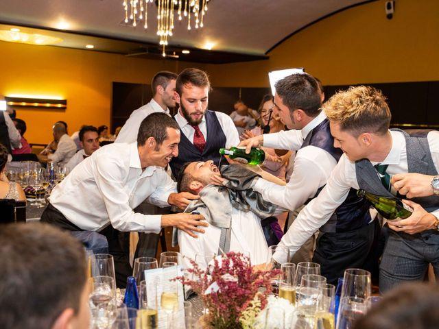La boda de Sandra y Juan en Navas De Oro, Segovia 60