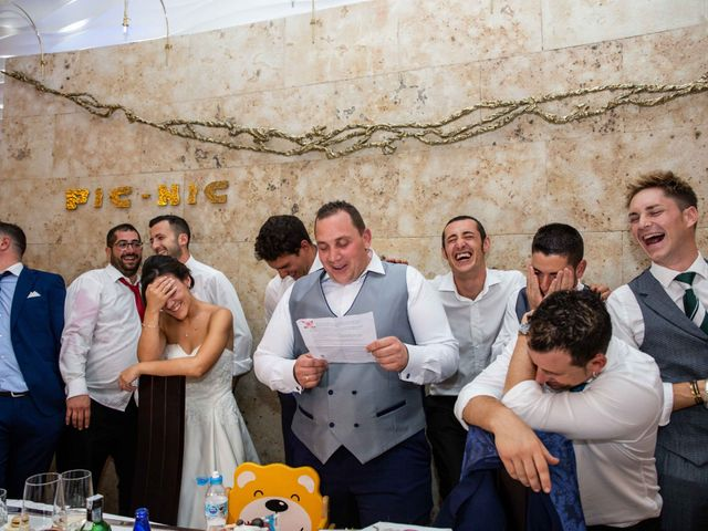 La boda de Sandra y Juan en Navas De Oro, Segovia 64