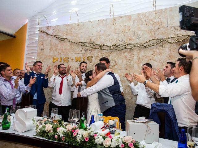 La boda de Sandra y Juan en Navas De Oro, Segovia 65