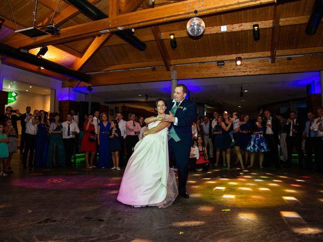 La boda de Sandra y Juan en Navas De Oro, Segovia 66