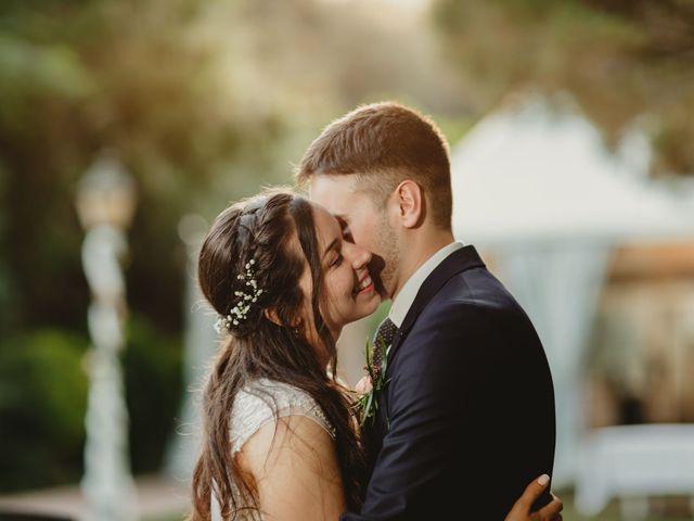 La boda de Julia y Marc