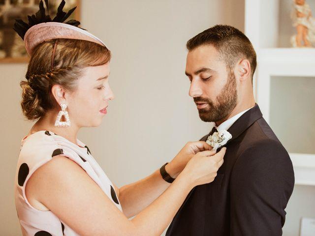 La boda de Leornado y Lidia en Mangiron, Madrid 15